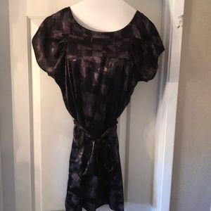 Banana Republic women's silk dress
